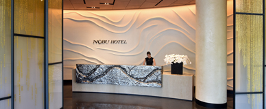 NOBU Miami Beach at the Hotel Eden Roc Miami Beach